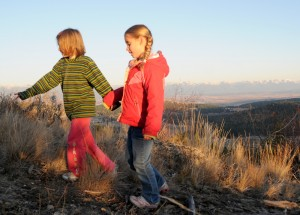 Your membership sustains these trails for the next generation (Jessica Lowry photo)